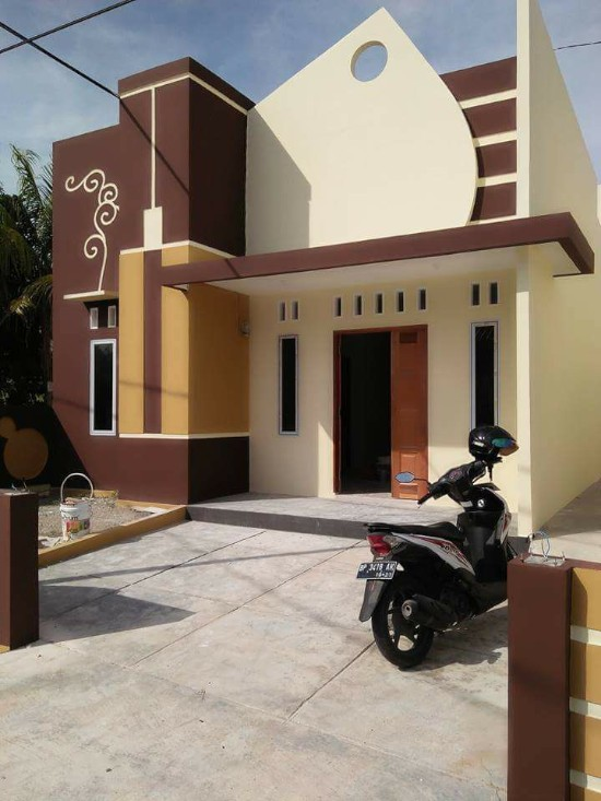 rumah minimalis ala indonesia