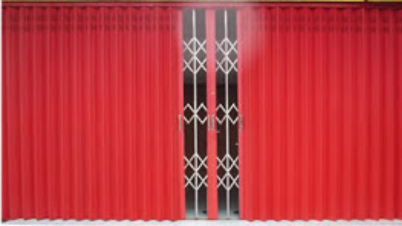Pasang Pintu Harmonika Sidoarjo