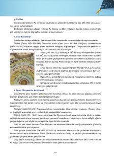 Astronomi ve Uzay Bilimleri Ders Kitabı Cevapları Ata Yayınları Sayfa 19