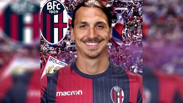 Zlatan Ibrahimovic Hijrah ke Bologna ?