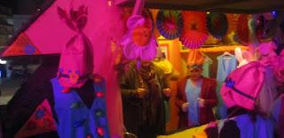 Παρουσιάστηκαν οι στολές των γκρουπ του 8ου Καλαματιανού Καρναβαλιού