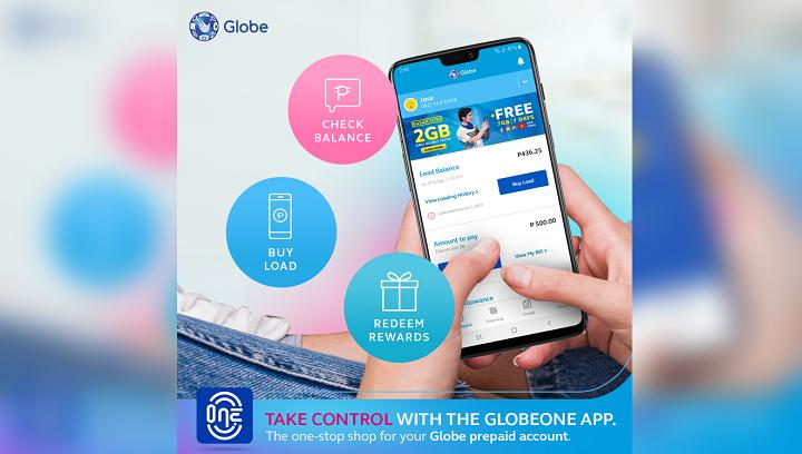 Globe One App