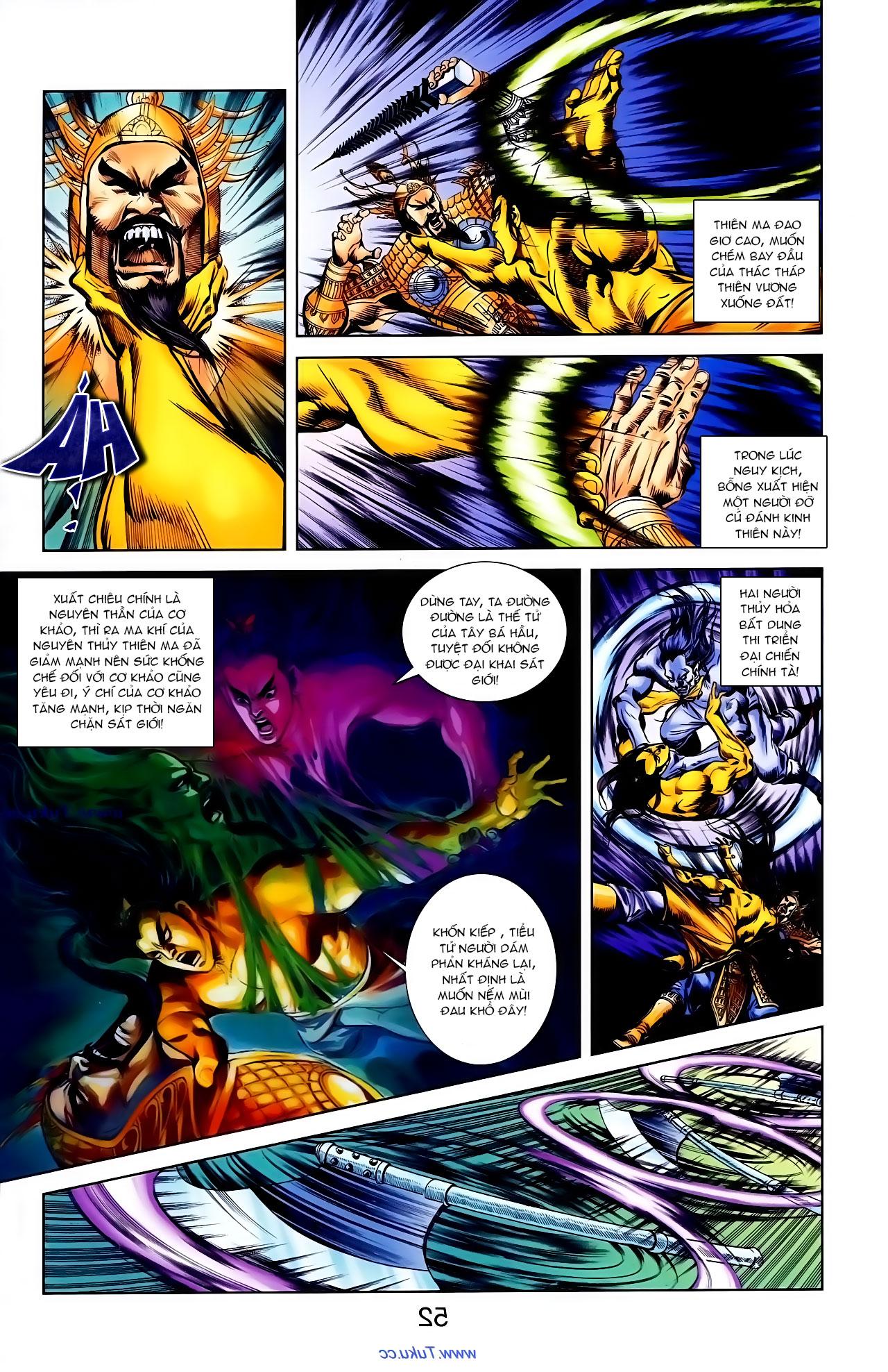 Cơ Phát Khai Chu Bản chapter 103 trang 26