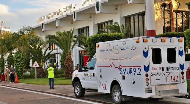 مراجعة المغرب / Coronavirus-24H: 4044 حالة شفاء و 70 حالة وفاة ومعدل إماتة حالة 1.64٪