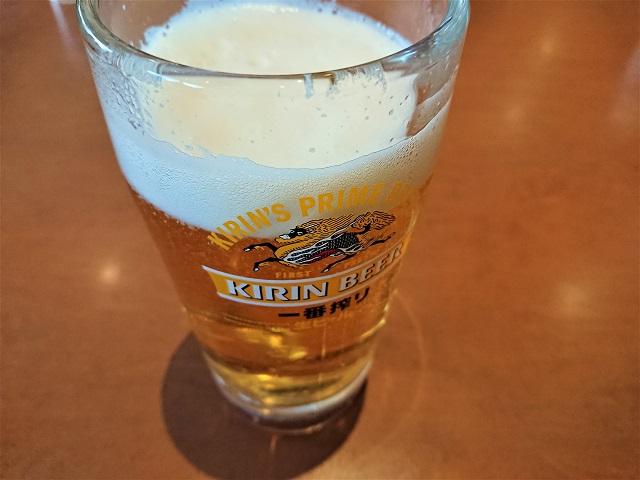 和ダイニング四六時中 フルルガーデン八千代店 ビール
