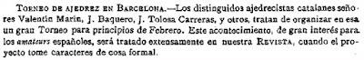 Enero 1896 - Revista Internacional de Ajedrez, página 21