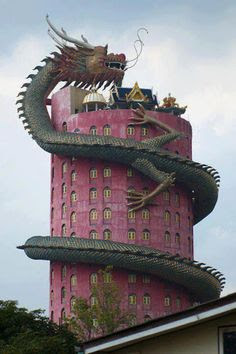 Dragon Amazing Construction Building