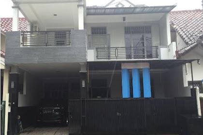 Rumah 2 Lantai Dijual Di Perumahan Jati Bening Estate