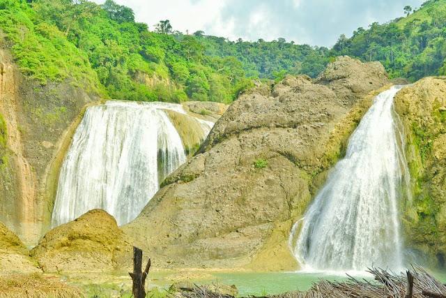 pinsal falls ilocos