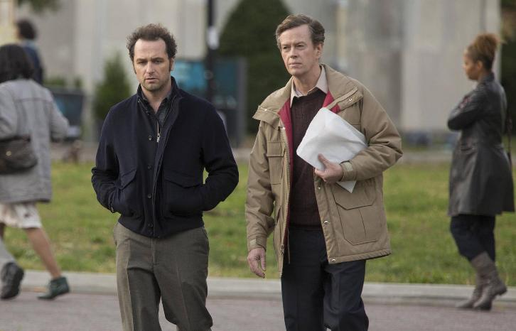 "The Americans - Chloramphenicol - Advance Preview: ""A Major Shift"""