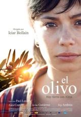"""Carátula del DVD: """"El olivo"""""""