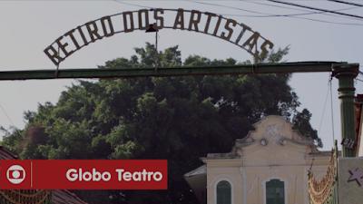 Série, em parceria com o Museu da Pessoa traz dez histórias inspiradoras de artistas e funcionários do Retiro dos Artistas, no Rio. Um episódio novo toda segunda e quarta, às 11h.