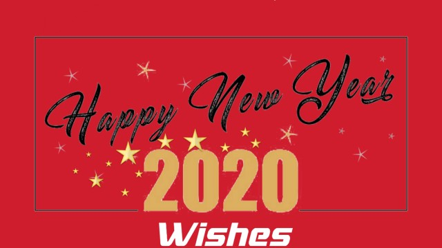 Best Happy New Year Wishes For 2020 In Hindi