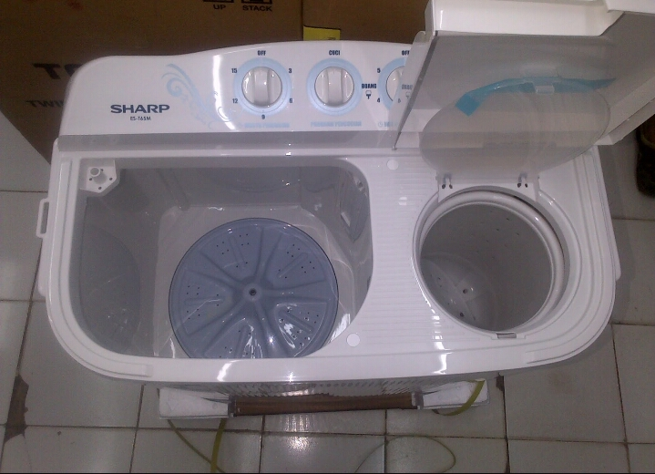 Pengering Mesin Cuci Tidak Mau Berputar