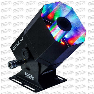 The MINI LED CO2 Cannon lets you create colorful plumes of smoke for your stage production or event.  Buy it now only at co2cannon.com