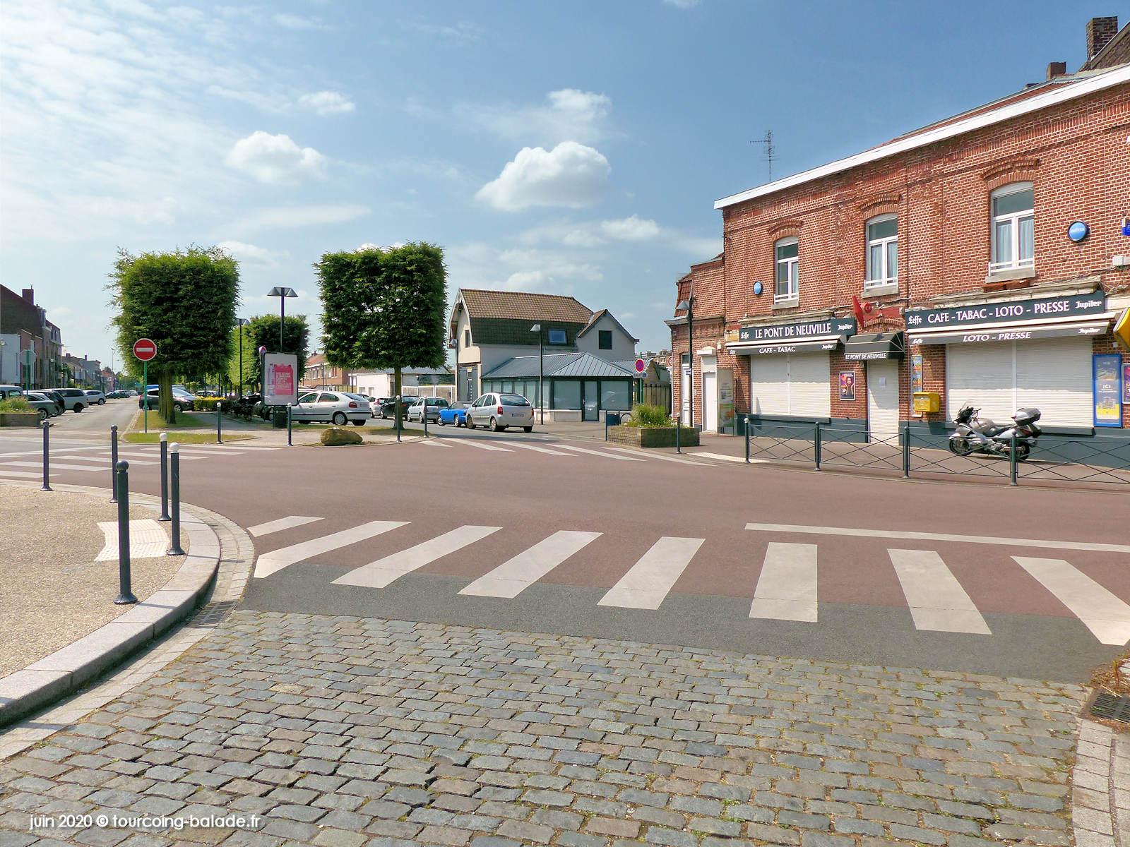 Boulevard de l'Égalité, Tourcoing 2020