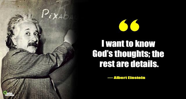 Albert Einstein Quotes about Science