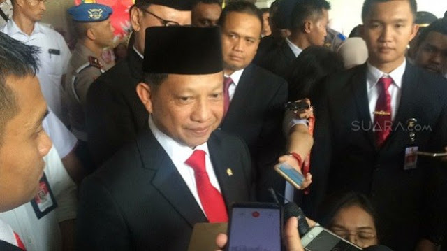 Tito Jadi Menteri, Pengamat: Bukti Polisi Bantu Menangkan Jokowi