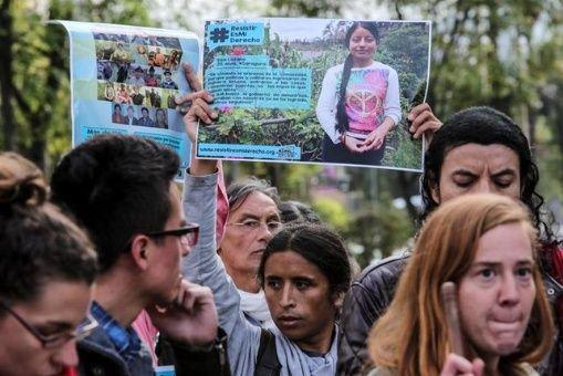 60 % de asesinatos de ecologistas ocurrieron en Latinoamérica en 2016
