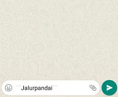 rahasia yang terdapat pada whatsapp 5