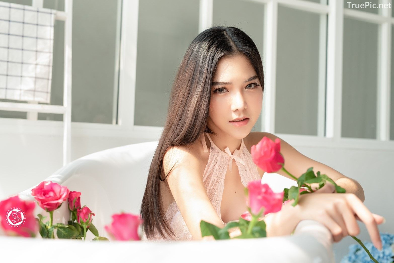 Thailand Model - Phitchamol Srijantanet - Roses for Lovers - TruePic.net - Picture 4