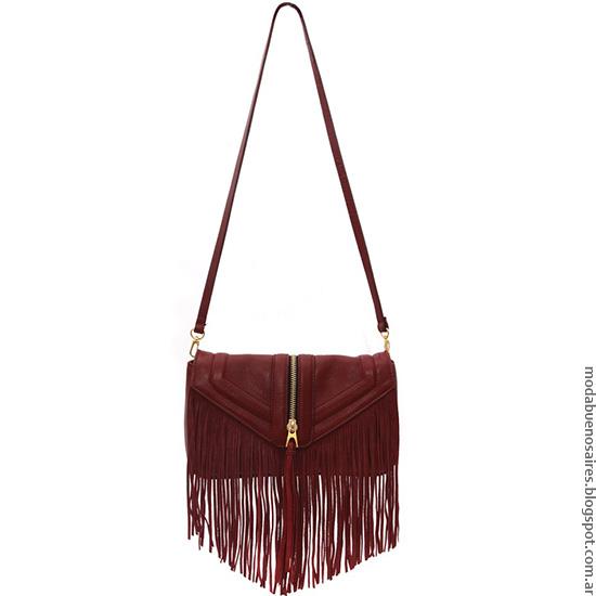 Moda carteras, mochilas, bandoleras otoño invierno 2016 Blaquè.