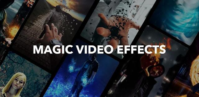 تنزيل تطبيق Snap FX Master  برنامج المؤثرات الخاصة والمؤثرات الخاصة لنظام الاندرويد