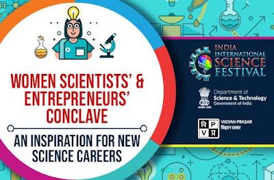Women Scientists' & Entrepreneurs' Conclave held in Kolkata