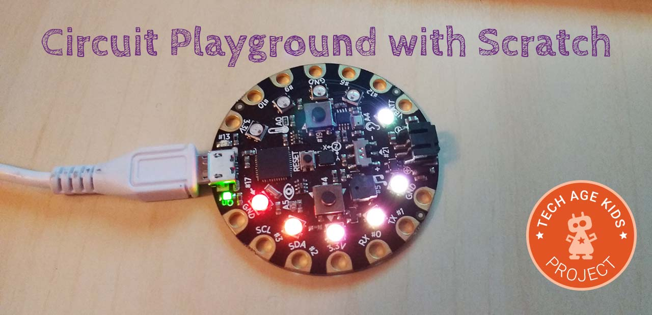 adafruit circuit playground with scratch scratchx extension from