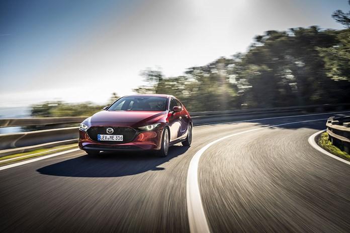 Motor SKYACTIV-X de Mazda, confirmado con 180 CV de potencia