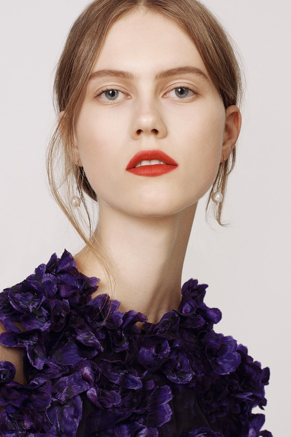 Jason Wu Pre-Fall 2016 beauty