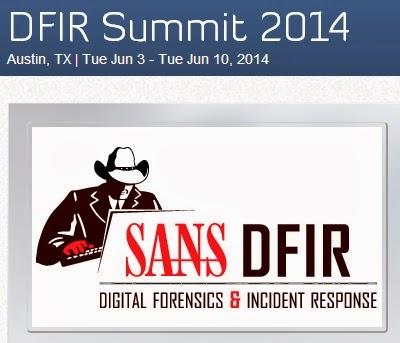 The Digital Standard: 2014 SANS DFIR Summit