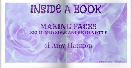 INSIDE A BOOK - MAKING FACES