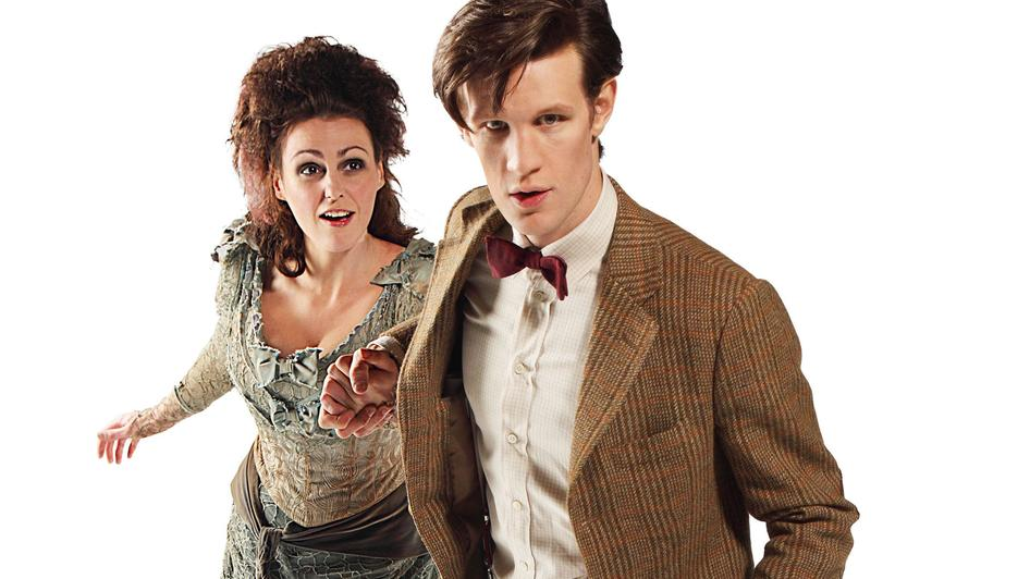 """Doctor Who: The Doctor's Wife"" Gallery!"