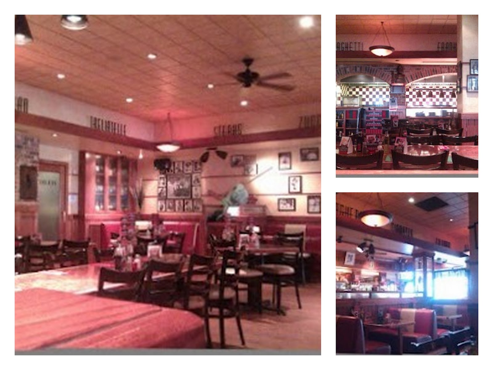 Benny Hunters Restaurant Menu