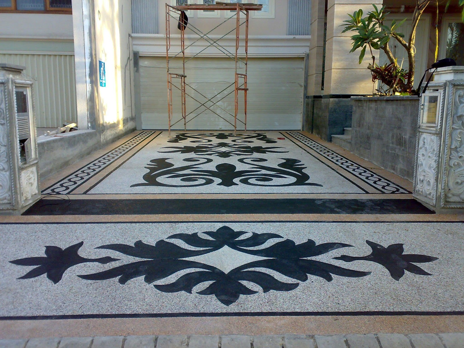 Tukang Batu Sikat Lantai Carpot surabaya