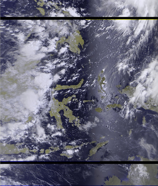Image from Meteor M2