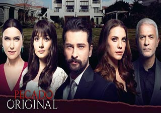 capítulo 85 - telenovela - pecado original  - imagentv