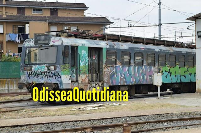 Ferrovia regionale Roma-Viterbo: per lavori interruzione Catalano-Viterbo