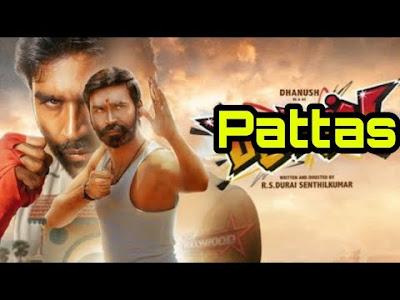 pattas 2020 movie download tamilrockers mp4 480p, HD 720p