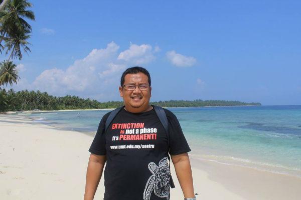 Pantai Jati Tuapejat Mentawai