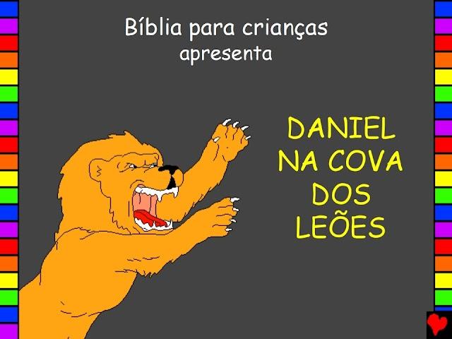 DANIEL NA COVA DOS LEÕES