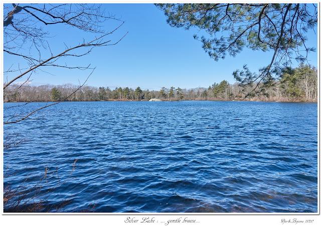 Silver Lake: ... gentle breeze...
