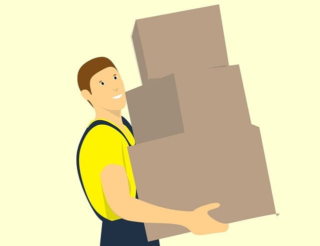 hire movers without stress first time moving
