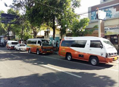 Travel Wonogiri Semarang