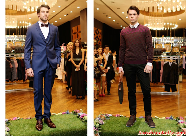 Curiosities, Ted Baker Autumn Winter 2015, Ted Baker Malaysia, Ted Baker, Ted Baker AW15, Wonders, Fashion show, Pavilion KL