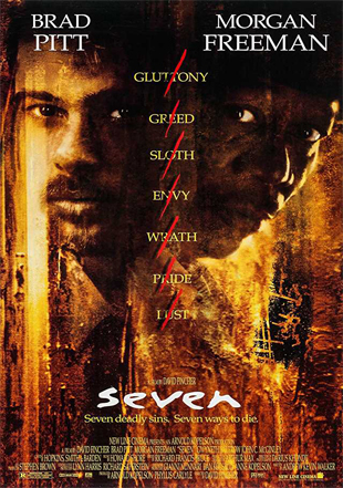 Se7en 1995 BRRip 1080p Dual Audio In Hindi English