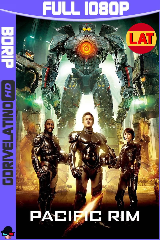 Titanes del Pacífico (2013) BDRip 1080p Latino-Ingles MKV
