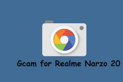 How To Install Google Camera (Gcam) for Realme Narzo | Gcam Download