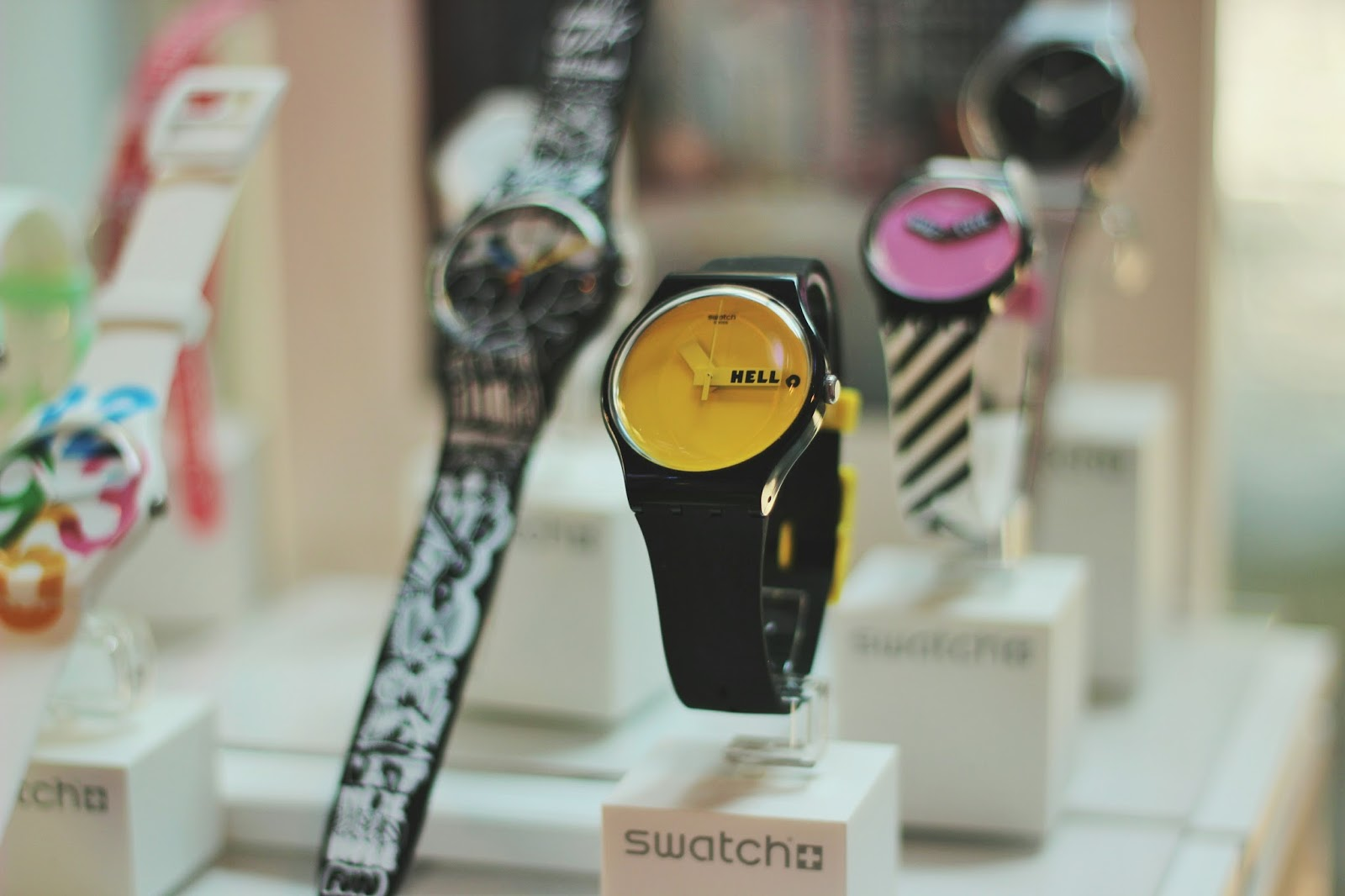 SWATCH WATCH FALL/WINTER COLLECTION 2015 PREVIEW | THE REPORT